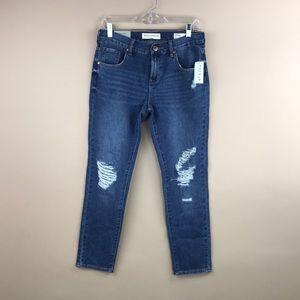 NEW Bullhead Skinny Boyfriend Jeans #752